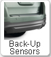 Back up sensor electronic accessories for Honda