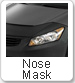 Honda Nose Mask from EBH Accessories