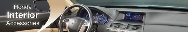 Honda Interior Accessories