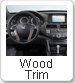 Honda Pilot Interior Wood Trim from EBH Accessories