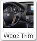 Wood Trim Interior Accessories