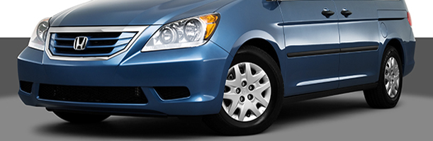 Honda Odyssey wheels and accessories vehicle image